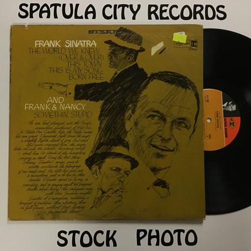 Frank Sinatra - The World We Knew - vinyl record LP