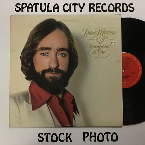 Dave Mason - Mariposa De Oro - vinyl record LP