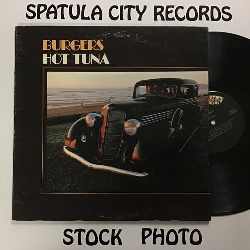 Hot Tuna - Burgers - vinyl record LP