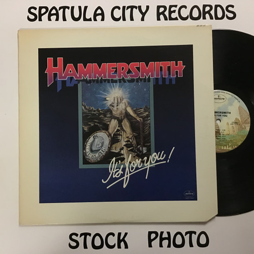 Hammersmith - Its For You - vinyl record LP