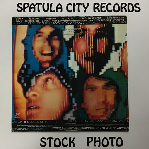 Golden Earring - No Promises No Debts - WLP  PROMO - vinyl record LP