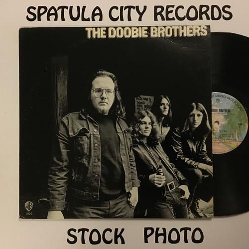 Doobie Brothers, The - The Doobie Brothers - vinyl record LP