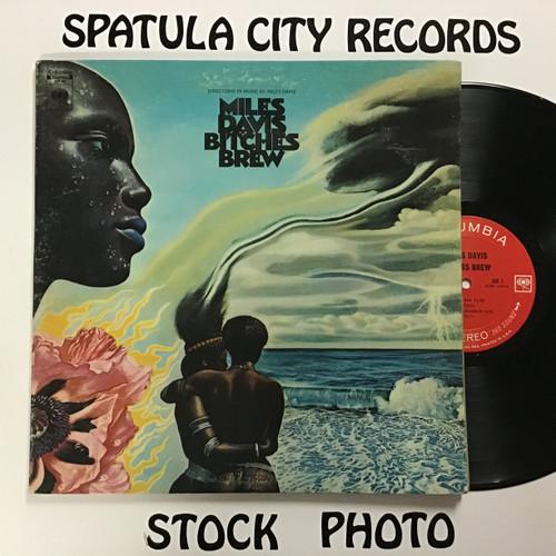Miles Davis - Bitches Brew - double vinyl record LP