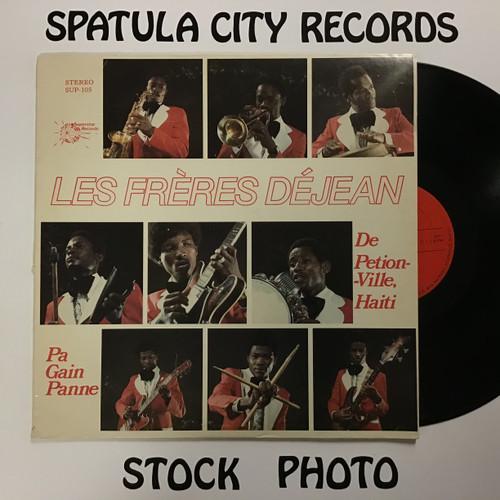 Les Freres Dejean De PV Haiti - Pa Gain Panne - IMPORT - vinyl record LP
