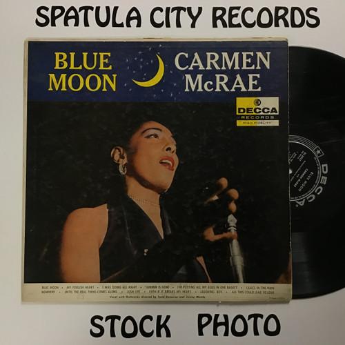 Carmen McRae - Blue Moon - MONO - vinyl record LP