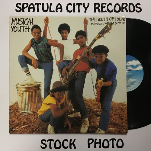 Musical Youth - The Youth of Today - vinyl record LP