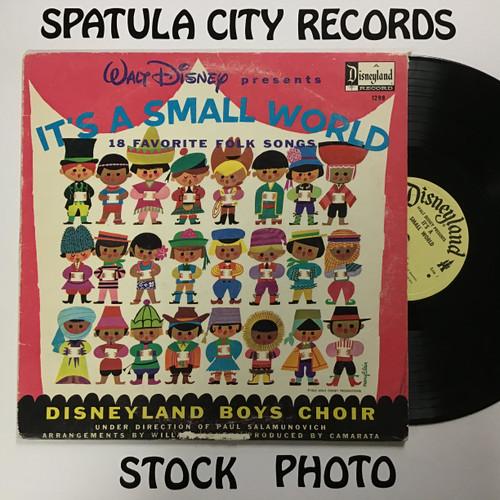 Disneyland Boys Choir - It's a Small World - vinyl record LP