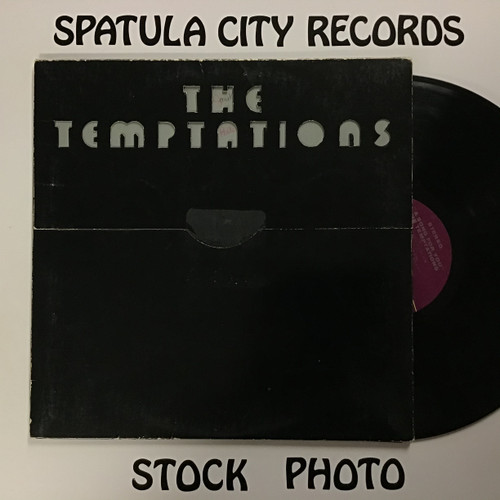 Temptations, The - A Song for You - vinyl record LP