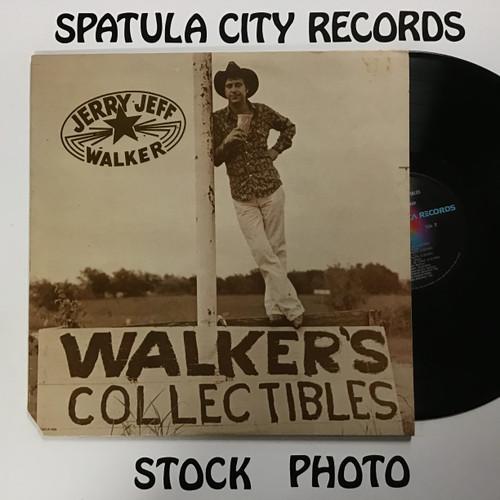Jerry Jeff Walker - Walker's Collectibles - vinyl record LP