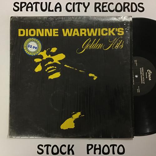 Dionne Warwick - Dionne Warwick's Golden Hits - vinyl record LP