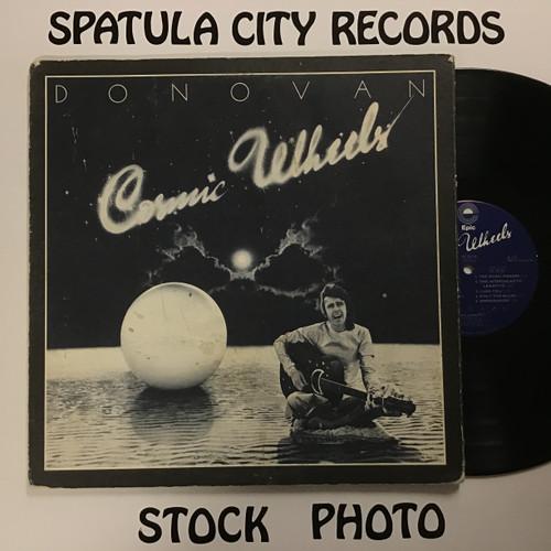 Donovan - Cosmic Wheels - vinyl record LP