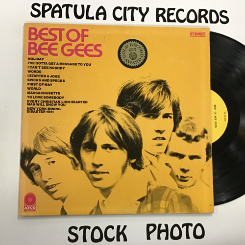 Bee Gees - Best of Bee Gees - vinyl record LP