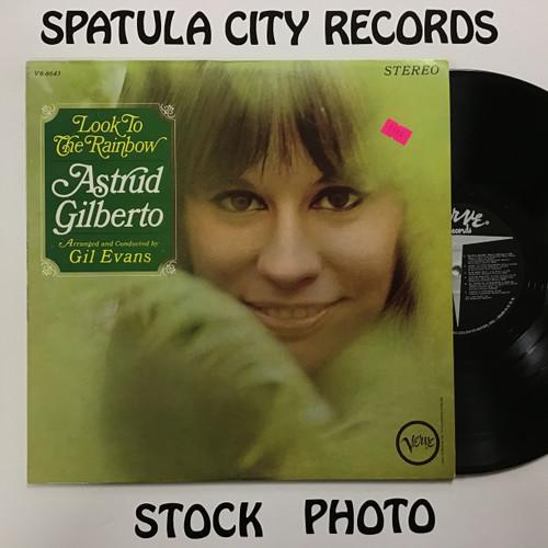 Astrud Gilberto - Look To the Rainbow - vinyl record LP
