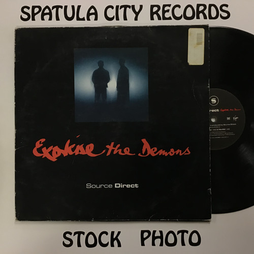 Souce Direct - Exorcise the Demons - IMPORT - triple vinyl record LP