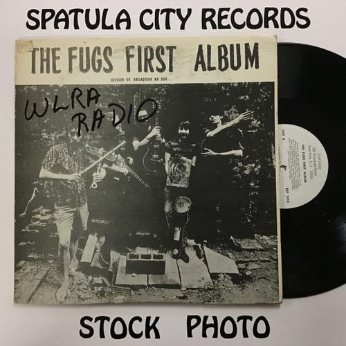 Fugs, The - The Fugs First Album - vinyl record LP
