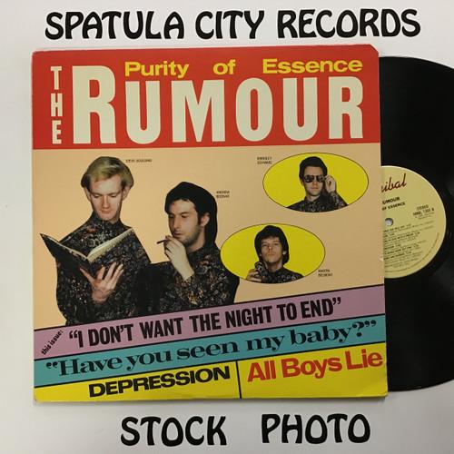 Rumour, The - Purity of Essence -vinyl record LP