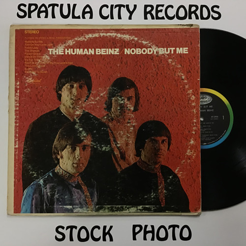 Human Beinz, The - Nobody But Me - vinyl record LP