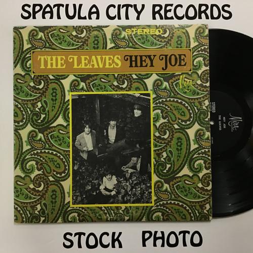 Leaves,  The - Hey Joe - vinyl record LP
