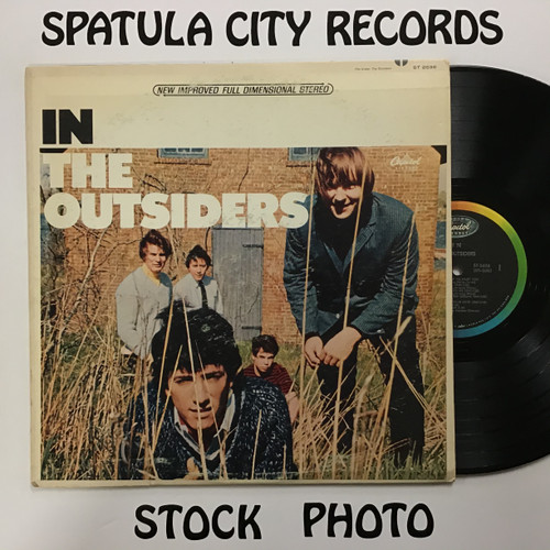Outsiders, The - In - vinyl record LP
