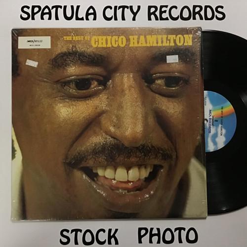Chico Hamilton - The Best of Chico Hamilton - vinyl record LP