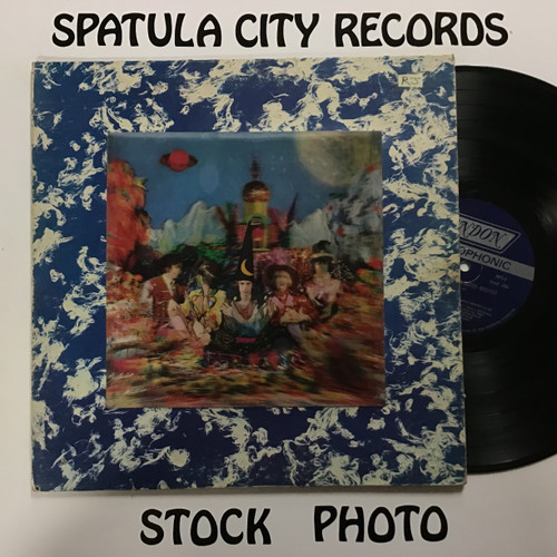 Rolling Stones, The - Their Satanic Majesties  - Request - vinyl record LP