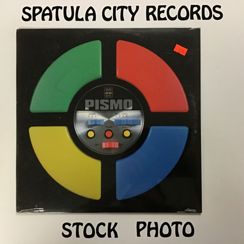 Pismo - The Game - vinyl record LP