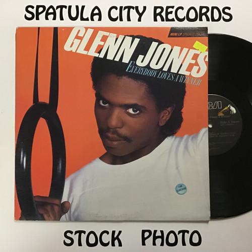 Glenn Jones - Everybody Love a Winner - vinyl record LP