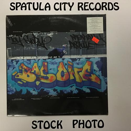 "Bas One - Toy Story/Mentally Astute - SEALED  - 12"" vinyl record LP"
