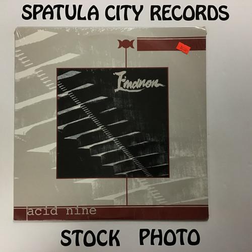 """Emanon - Acid Nine - SEALED  - 12""""  vinyl record LPs"""