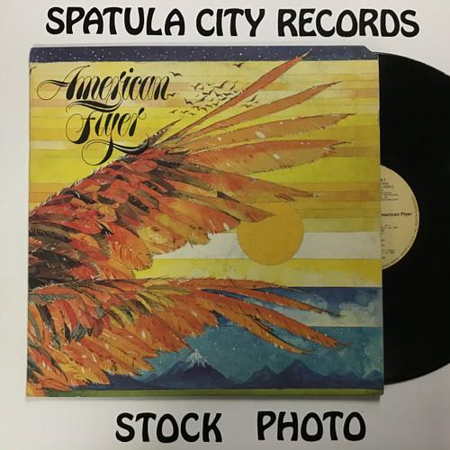 American Flyer - American Flyer - vinyl record LP