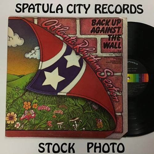 Atlanta Rhythm Section - Back Up Against the Wall - vinyl record LP