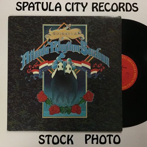 Atlanta Rhythm Section - Quinella - vinyl record LP