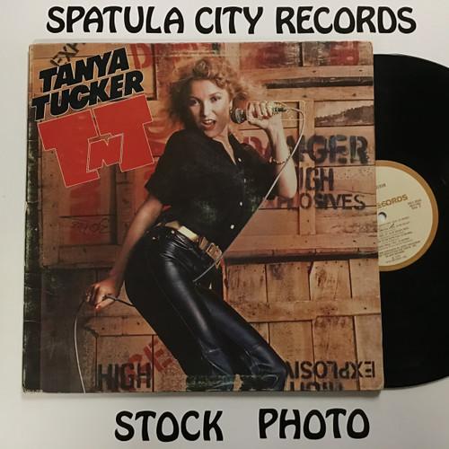 Tanya Tucker -  TnT - vinyl record LP