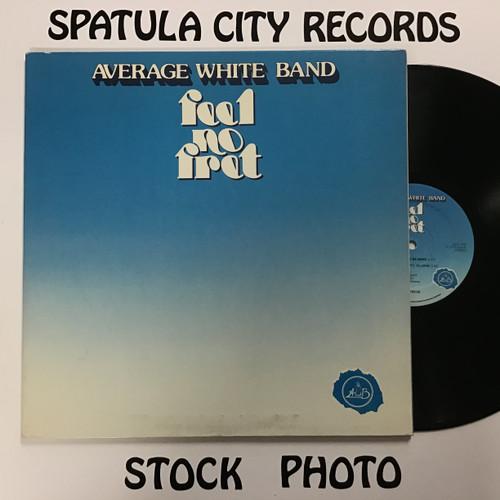 Average White Band - Feel No Fret - vinyl record LP