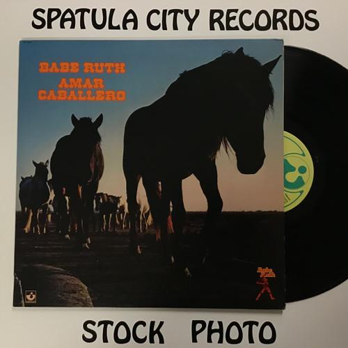 Babe Ruth - Amar Caballero - vinyl record LP