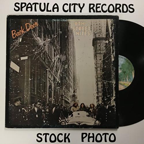 Back Door - 8th Street Nites - vinyl record LP