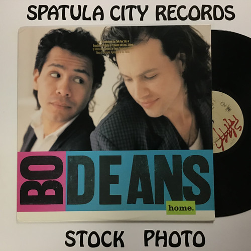 BoDeans - Home - PROMO - vinyl record LP