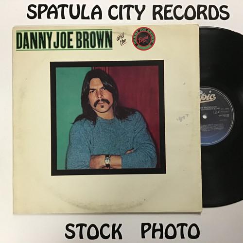 Danny Joe Brown - Danny Joe Brown and the Danny Joe Brown Band - IMPORT - vinyl record LP