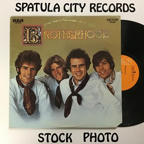 Brotherhood - Brotherhood - vinyl record LP