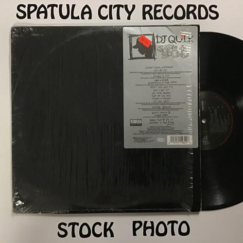 DJ Quik - Safe and Sound - double vinyl record LP