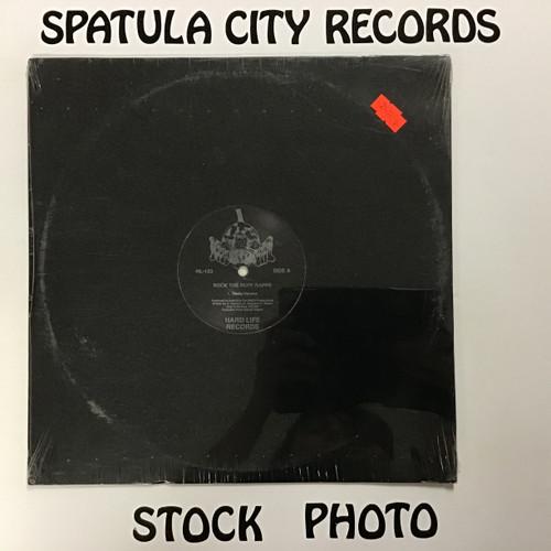 "321 - Rock the Ruff Rapps  - SEALED - 12"" vinyl record LP"