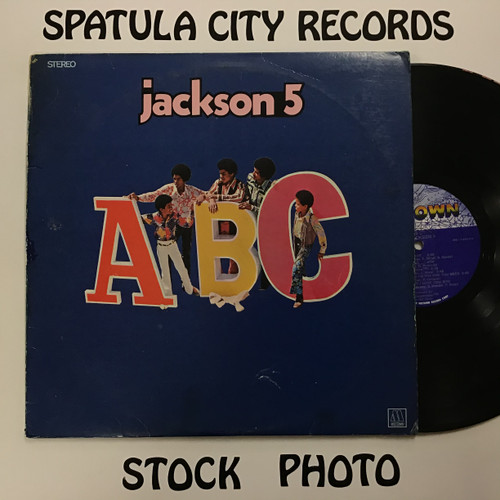 Jackson 5, The - ABC - vinyl record LP