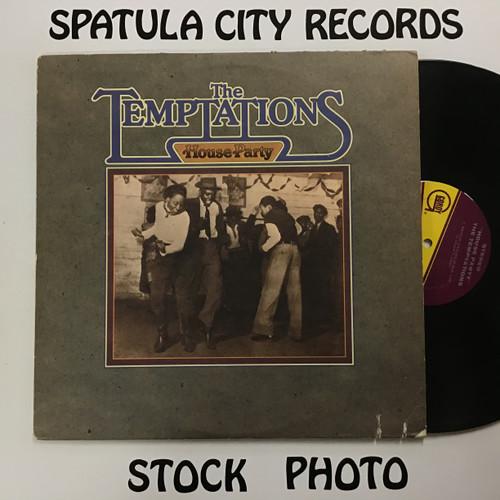 Temptations, The - House Party - vinyl record LP