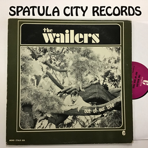 Wailers, The - Out of Our Tree - MONO - vinyl record LP