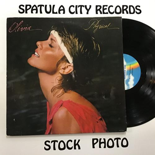 Olivia Newton John - Physical - vinyl record LP Olivia Newton John - Physical - vinyl record LP