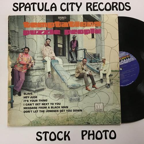 Temptations, The - Temptations Puzzle People - vinyl record LP