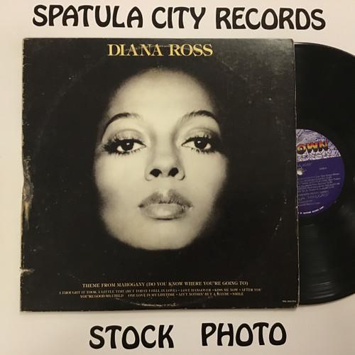 Diana Ross - Diana Ross - vinyl record LP