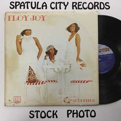 Supremes, The - Floy Joy - vinyl record LP