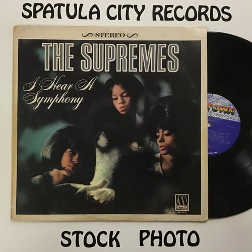 Supremes, The - I Hear a Symphony - vinyl record LP