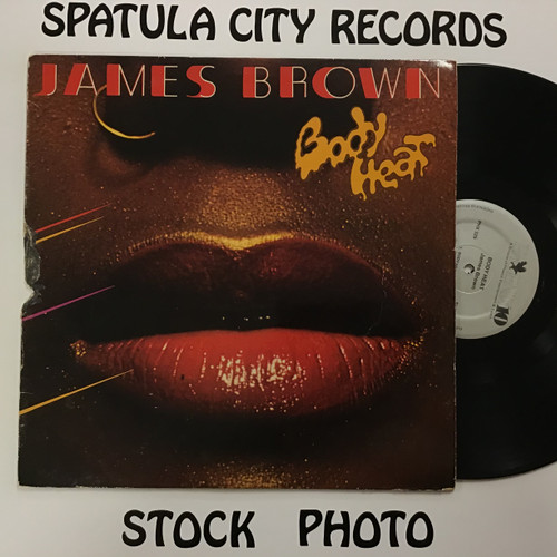 James Brown - Body Heat - vinyl record LP